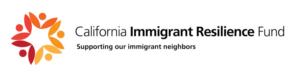 Logo designer, Boston, California Immigrant Resiliency Fund